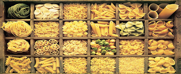 La pasta, un alimento muy saludable